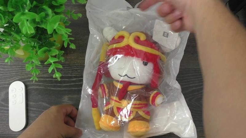 Плюшевый Кролик Сяоми 25 см / Xiaomi MiTu Rabbit Toy ► Посылка из Китая / AliExpress