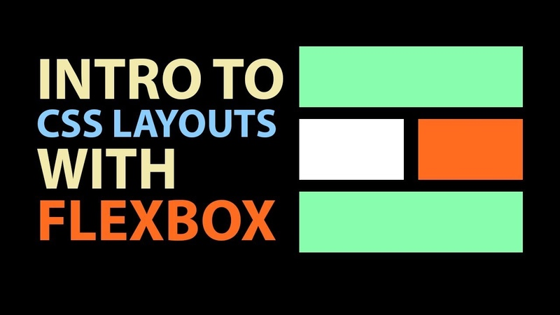 Build an HTML CSS Layout with Flexbox in just a few lines of code