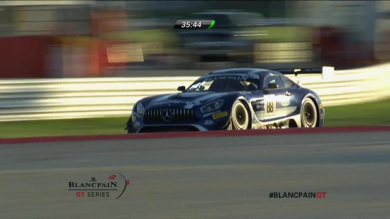Blancpain GT Series 2018. Misano. Race 1