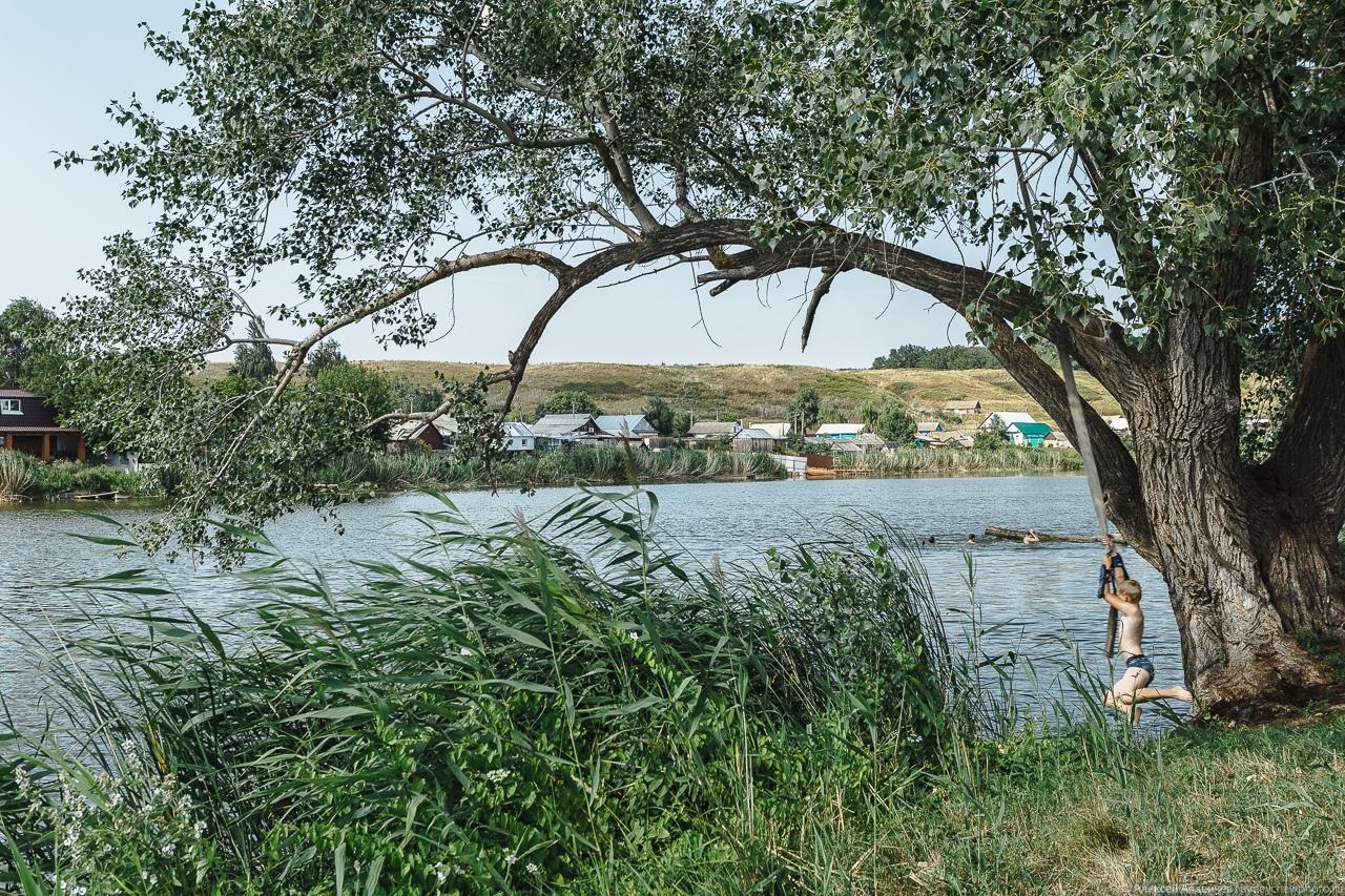 Село Ивановка (Богатовский район, Самарская область)