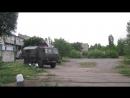 Макеевская рота Батальона ВОСТОК, едет на Парад Победы.