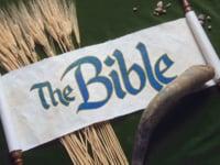 THE BIBLE: The Sacrifice of Isaac