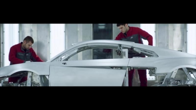 Подарите Audi вашим малышам