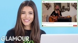 Madison Beer Watches Fan Covers On YouTube You Sang My Song Glamour