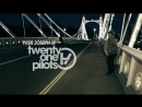 Street poetry with twenty one pilots Tyler Joseph /ap