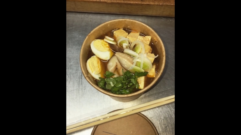 Суп Кимчи со свининой