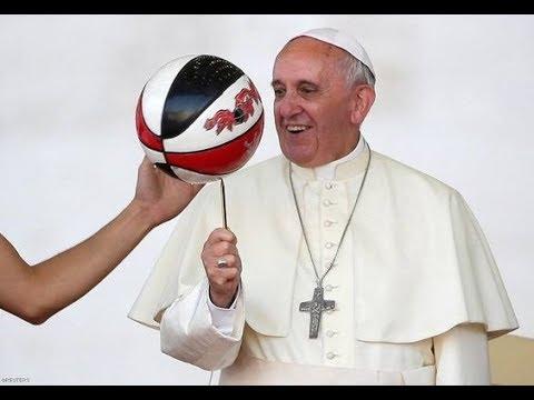 Папство использует спорт для объединения всех религий. ЭХ. Энрикес