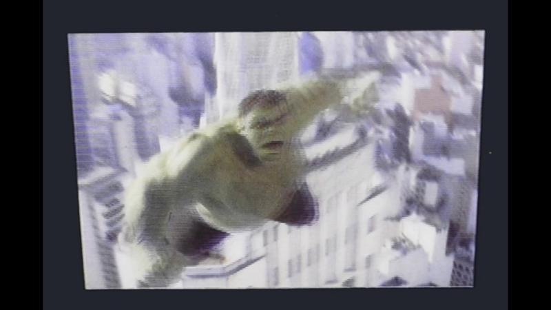 4D Карточки - Халк
