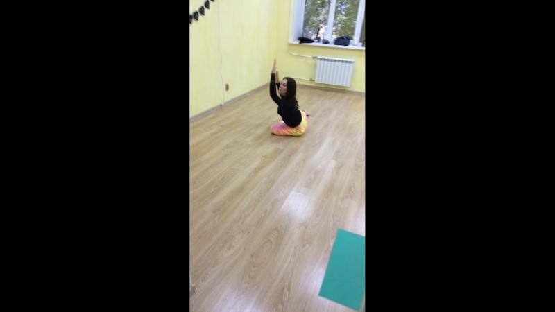 ВОЗДУХ • студия йоги и ушу • Гайва Live