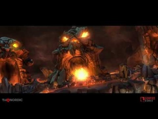Official Darksiders Lore: The Charred Council