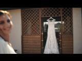 Wedding clip E&ampM