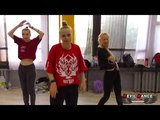 Lazy Flow - Bololo Ha Ha (Baile Vogue Mashup) afro choreo by Aleksa Oshurko DDS Workshops