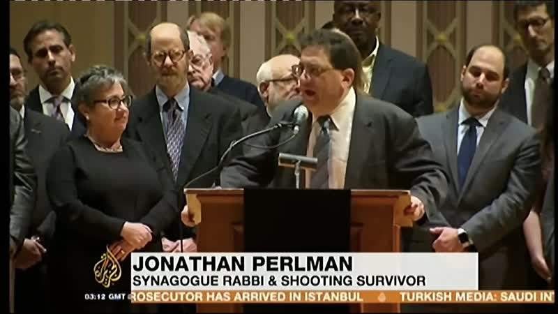 Oct 2018. The Pittsburgh Synagogue Massace Part 4