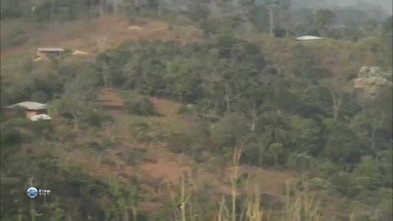 Камерун. Вершины мира