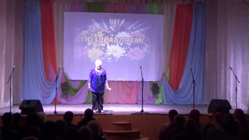Юбилейный концерт ансамбля Барвинок