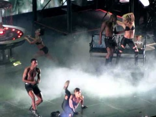 Lady Gaga - Alejandro (Live @ Madison Square Garden)