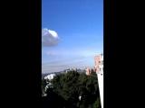 Химтрейлы. Новосибирск. 3 августа. 10-10 утра. Елена Тардасова-Юн