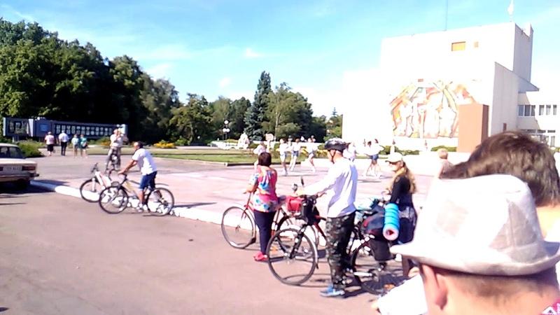Велопробіг у вишиванках (2018 рік)