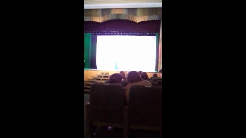 Игра на хомусе в исполнении Лилии Тюлюш, Красноярск, фес-ль