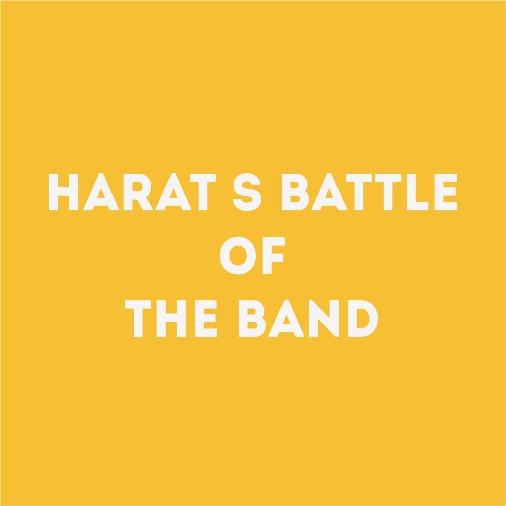 Афиша Harat`s Battle of the Band / Новосибирск