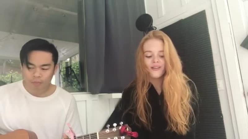 Abigail Cowen — Hey There Delilah feat. Labit (cover Plain White T's)