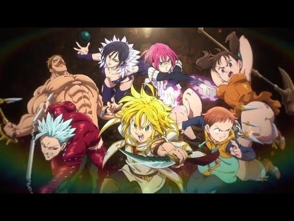 Аниме Рэп Битва 2 - Семь смертных грехов ( AniVideo TV vs. Anime Rap vs. NeRo SempaI)