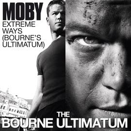 Moby альбом Extreme Ways (Bourne's Ultimatum)
