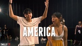 West Side Story - AMERICA - Choreography by Galen Hooks - #TMillyTV #Dance