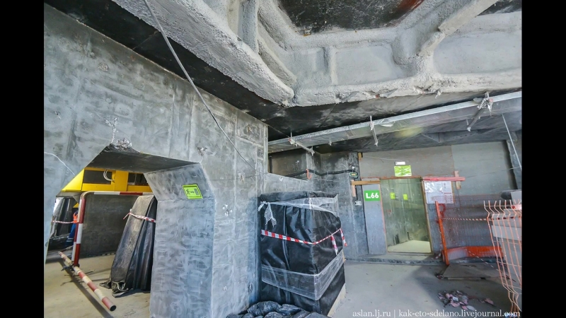 Как строится небоскреб Лахта Центр kak eto sdelano