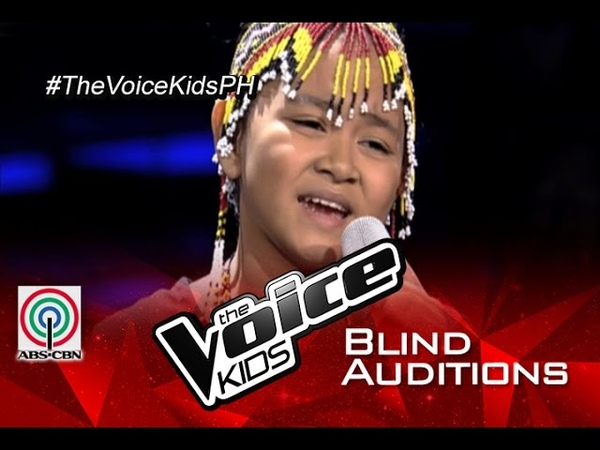 The Voice Kids Philippines 2015 Blind Audition Malayo Pa Ang Umaga by Gift