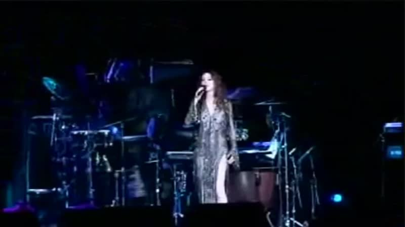 Sarah Brightman in Concert at Mexico (2009 footage)