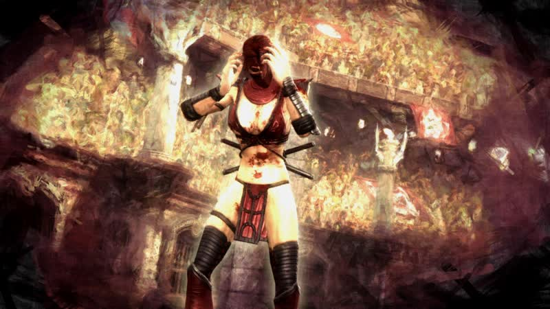 Mortal Kombat Komplete Edition SKARLET (Ladder Medium)