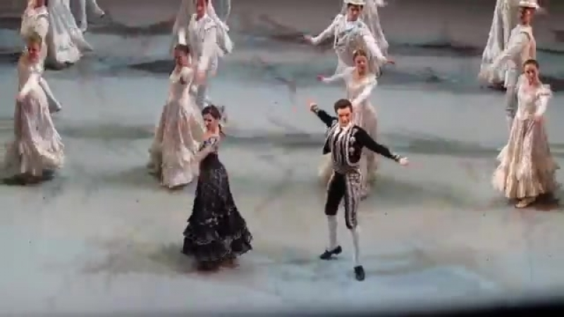 18.07.2018 Mikhailovsky Theatre, Don Quixote, 11 video-clips - Михайловский театр, Дон Кихот, 11 видео-клипы (9)