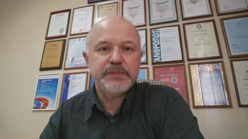 Видео-приглашение на тренинг Игоря Зорина по управленческой борьбе. Белгород, 19 июля