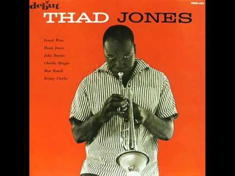 Thad Jones Quartet More of the Same