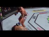 Tony Ferguson vs Anthony Pettis fight motion.