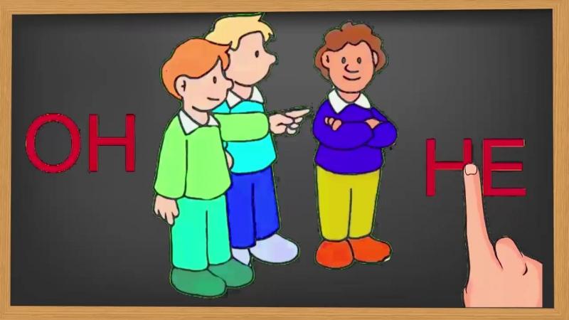 Английский для малышей _Учим личные местоимения