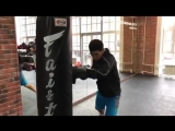 Дмитрий Бивол приступил к тренировкам после своей второй защиты титула чемпиона мира по версии WBA против Салливана Барреры