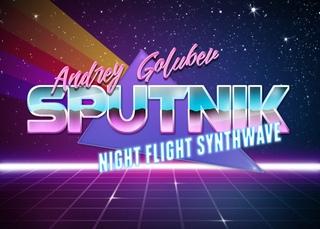 DJ Andrey Golubev - SPUTNIK (night flight synthwave mix)