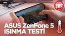ASUS ZenFone 5 ısınma testi (PUBG ve 4K video)