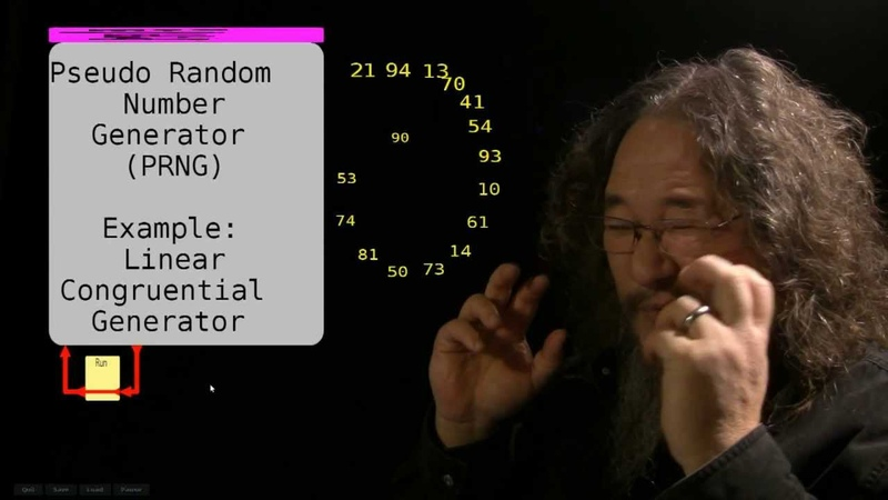 NMCS4ALL Random number generators