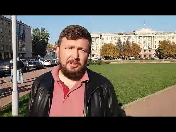 ПН TV: В Николаеве на Соборной площади прошёл митинг против повышения цен на толпиво