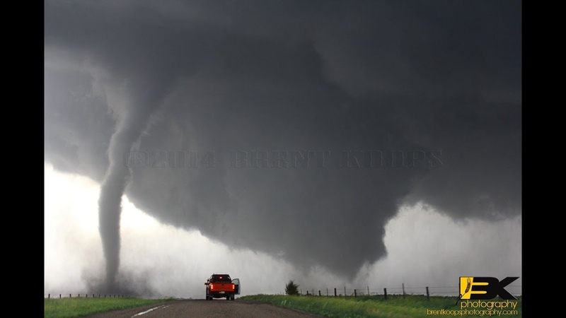 Pilger Wakefield NE Twin EF 4 Tornadoes Life Cycles