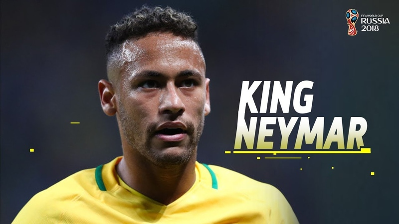 Neymar Jr - King of World Cup 2018 | Best Skills for Brazil 💥