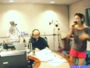 LoveFM freestyle with Miryo Narsha Beatboxing2007