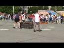 Наш инструктор спорт клуба SV GYM Андрей Мелкозеров принял участие на дне города Нижний Тагил в соревнованиях по силовому экстри