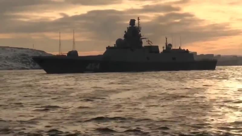 RFS 454 Admiral Gorshkov frigate project 2235