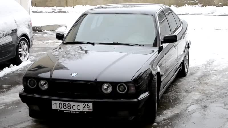 BMW 530 е34 (720p).mp4
