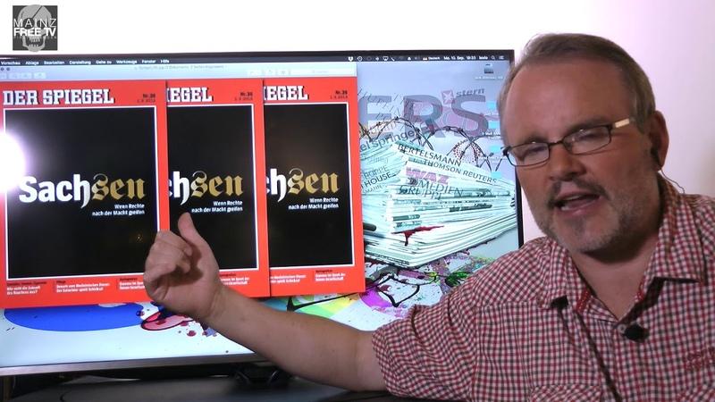 Mainz FREE-TV: Chemnitz oder der mediale AMOKLAUF • Meine Analyse