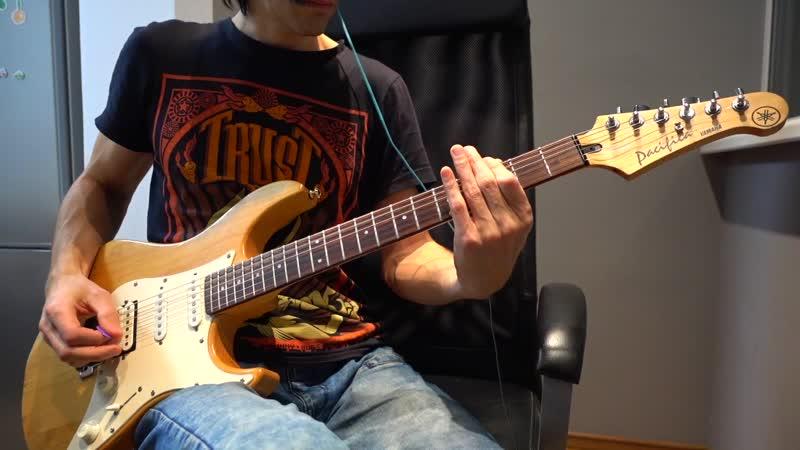 LINKIN PARK - FIGURE.09 (GUITAR COVER)